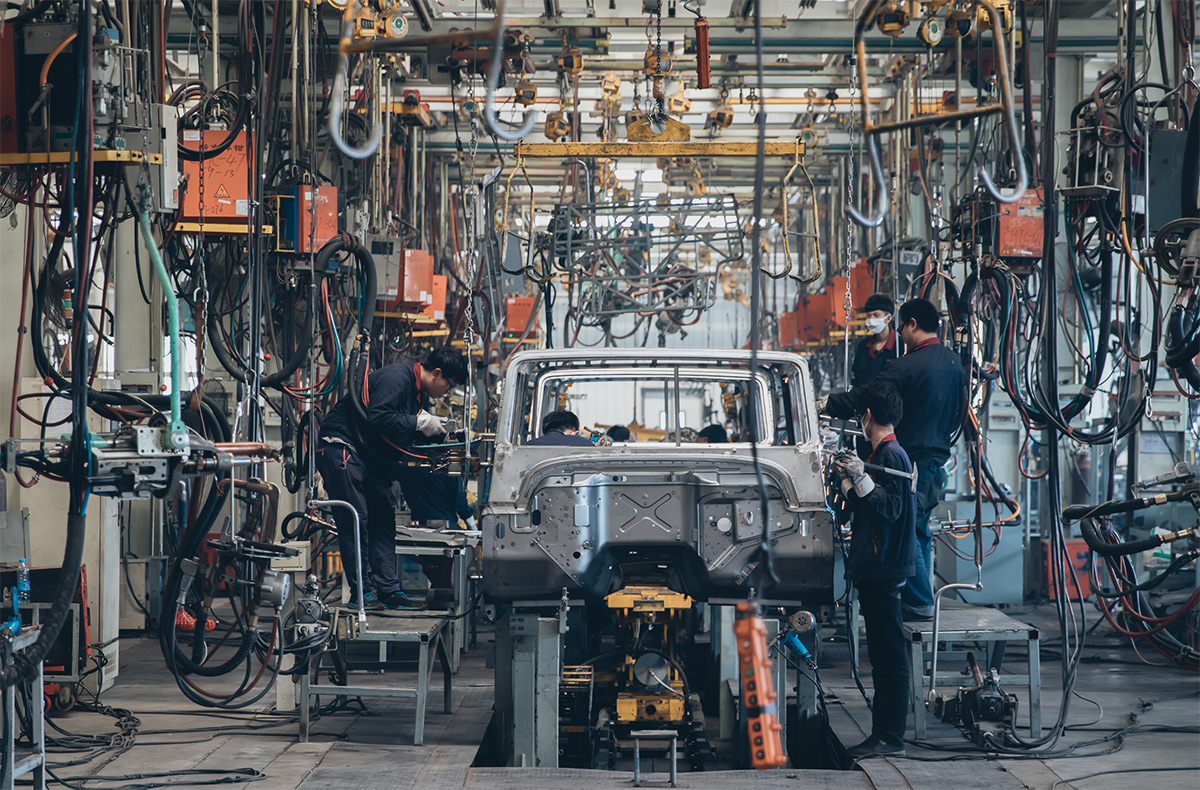 Coming Out of the Cage: The Evolution of Automation and Robotics